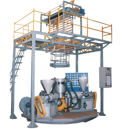 Multilayer Co-Extrusion Blown Film Plant, Multilayer Blown Film Plant Exporter, India