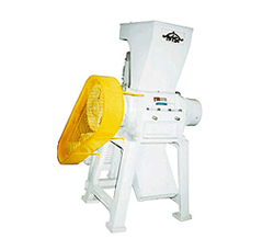 Agglomerator Scrap Grinding Machine